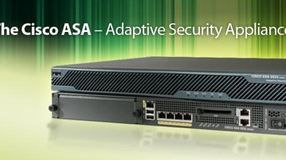 آشنایی با Cisco ASA